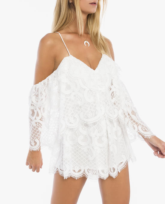 baed64690e Lucy in the Sky Playsuit