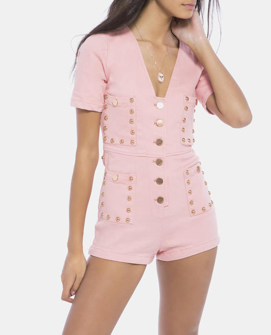 81c163574c All Day all Night Playsuit