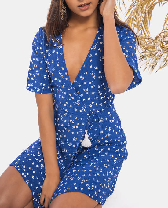 011ca5314 Freya Wrap Dress | Faithfull the Brand | MELIE